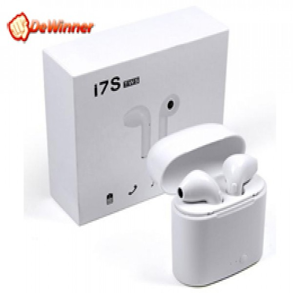 AUDIFONOS INALAMBRICOS TIPO AIRPODS IS7 TWIN